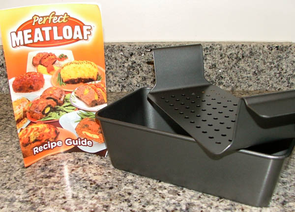 Meatloaf Recipe Amp Perfect Meatloaf Pan Set Product Review